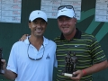 Flight 1 winners Kevin Driggers and Nick Hughey