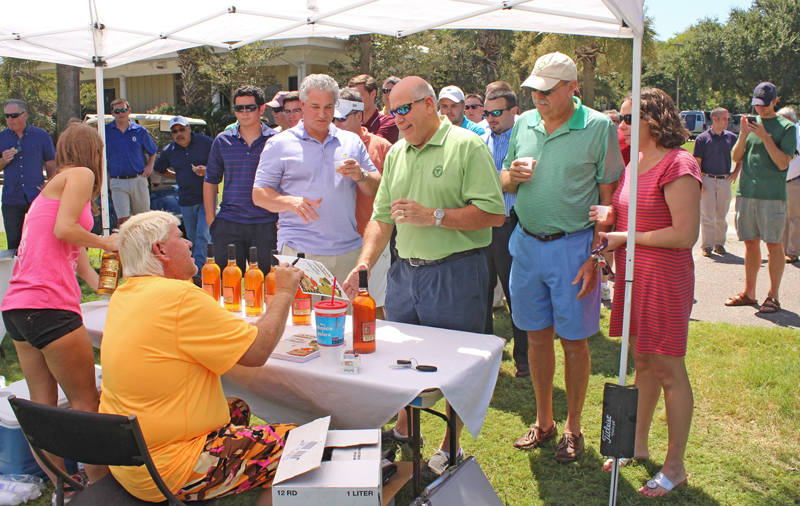 John Daly at Patriots Point Links