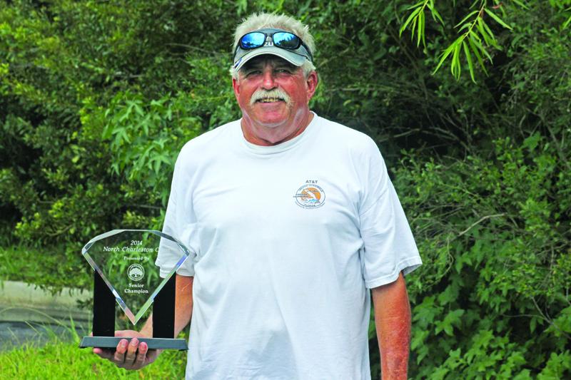 Senior Gross Champion Jim Shelby