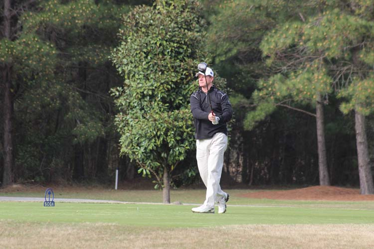 SCGA Senior Four Ball Championship