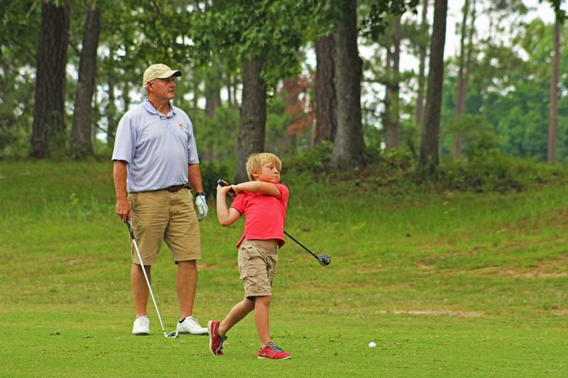 2014 Summerville CC Father Son/Daughter